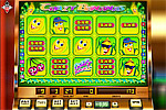 Crazy Bananas bonus slot