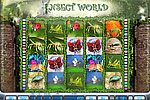 Insect World bonus slot
