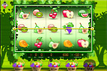 Reel Fruit bonus slot