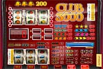 Club 3000 Fruitautomaat